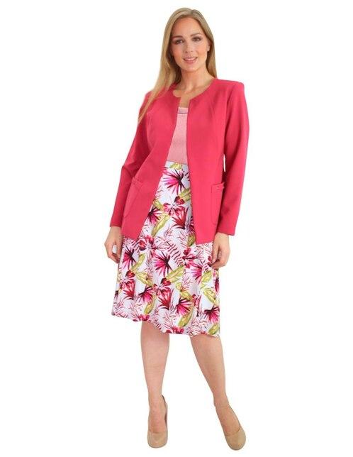 ae07d6d676 Conjunto Margaret rosa con diseño floral